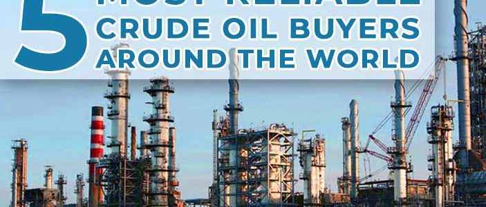 5 Most Reliable Crude Oil Buyers around the World 703x300 - 5 Most Reliable Crude Oil Buyers around the World
